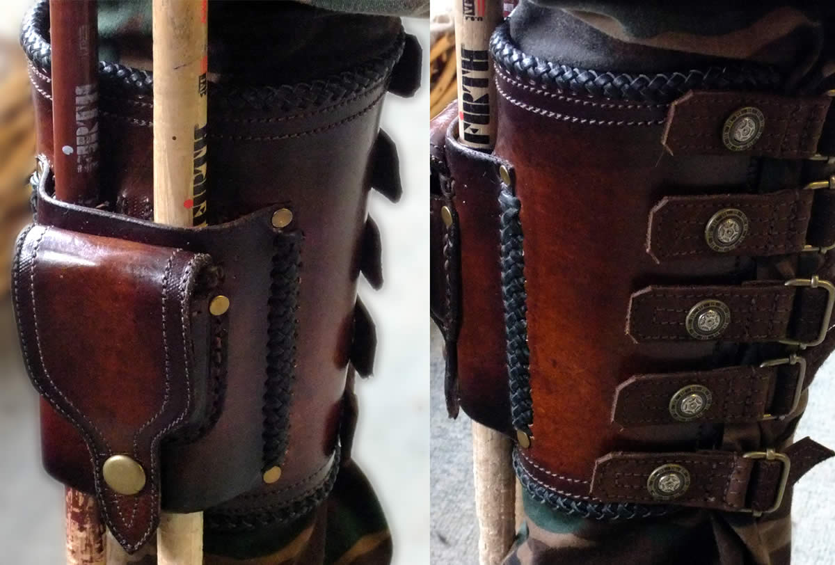 Motorcycle Mount Holster