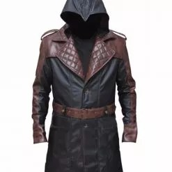 Assassins Syndicate Jacob Frye Long Trench Coat 2