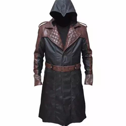 Assassins Syndicate Jacob Frye Long Trench Coat 4