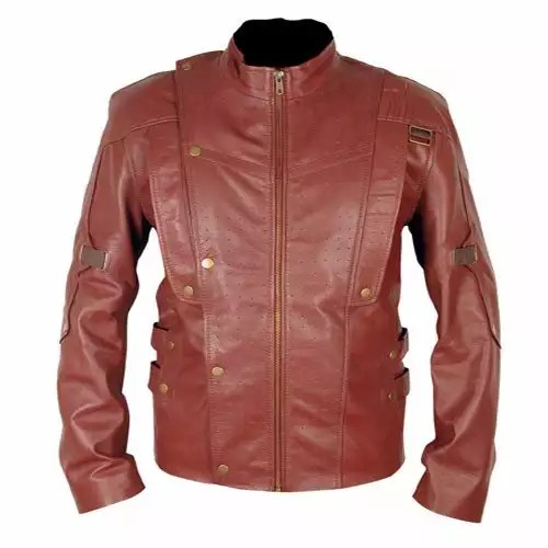 Guardians Of The Galaxy Leather Jacket 1