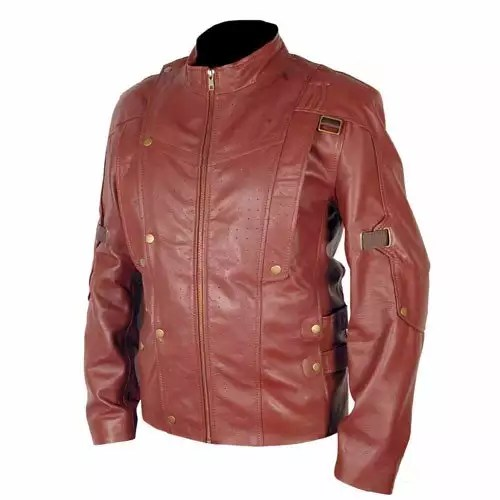 Guardians Of The Galaxy Leather Jacket 3