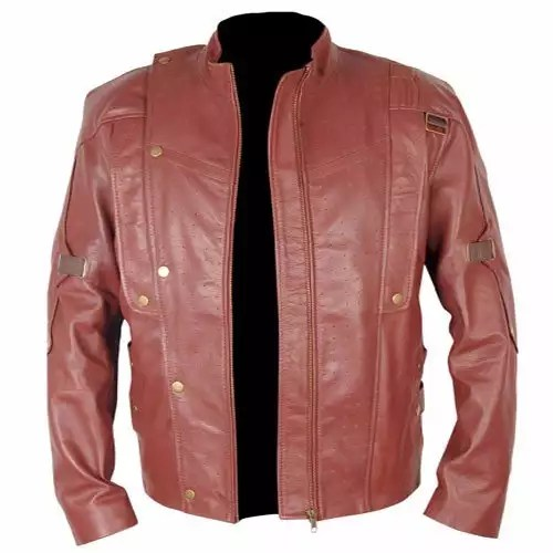 Guardians Of The Galaxy Leather Jacket 4