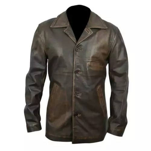 Supernatural-Distressed-Brown-Leather-Jacket