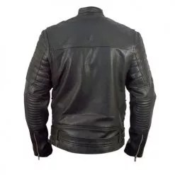 Terminator 3 Black Leather Jacket 5