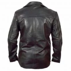 Training Day Black Leather Jacket 6