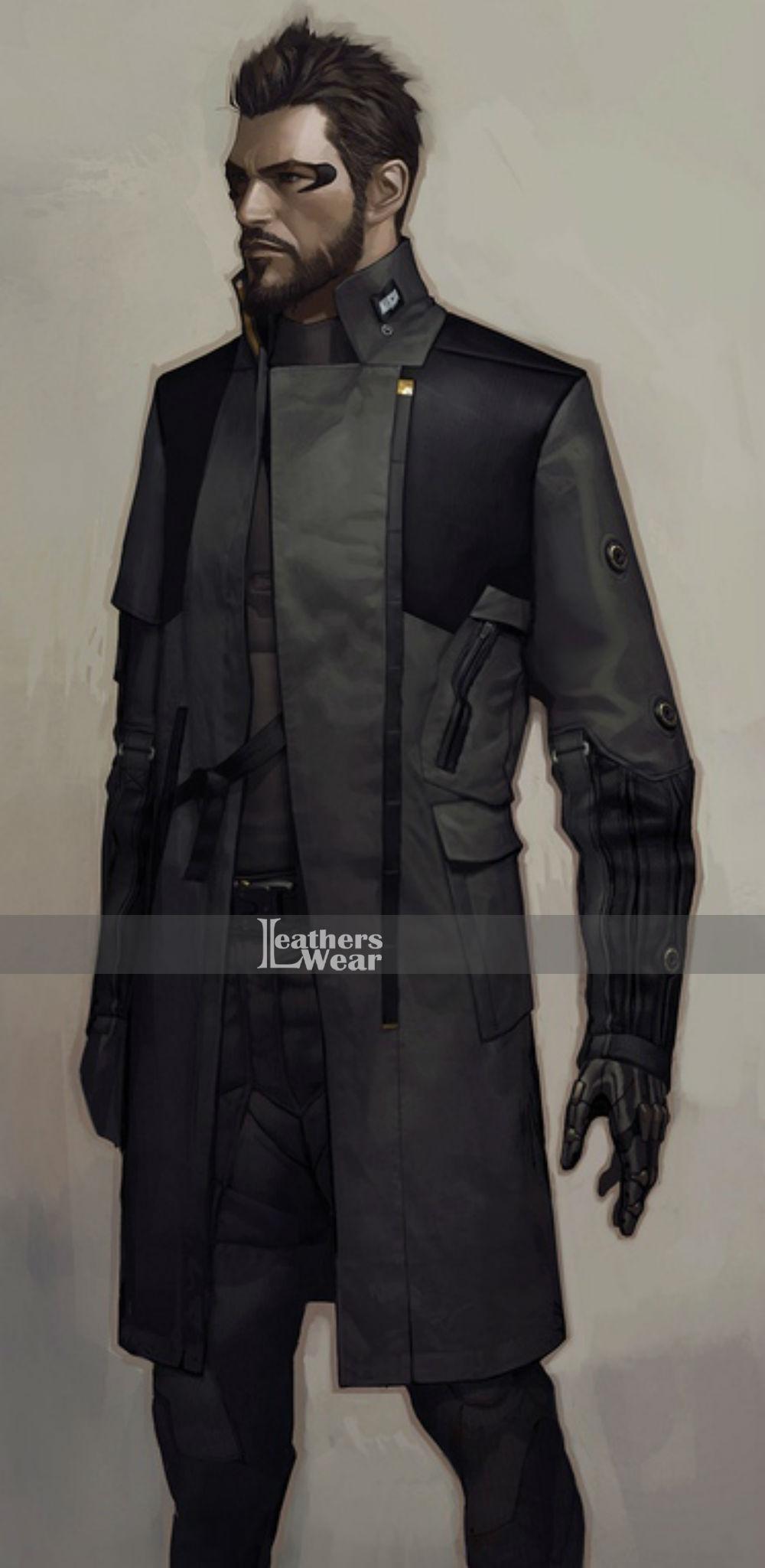 Wesley Snipes Blade Coat