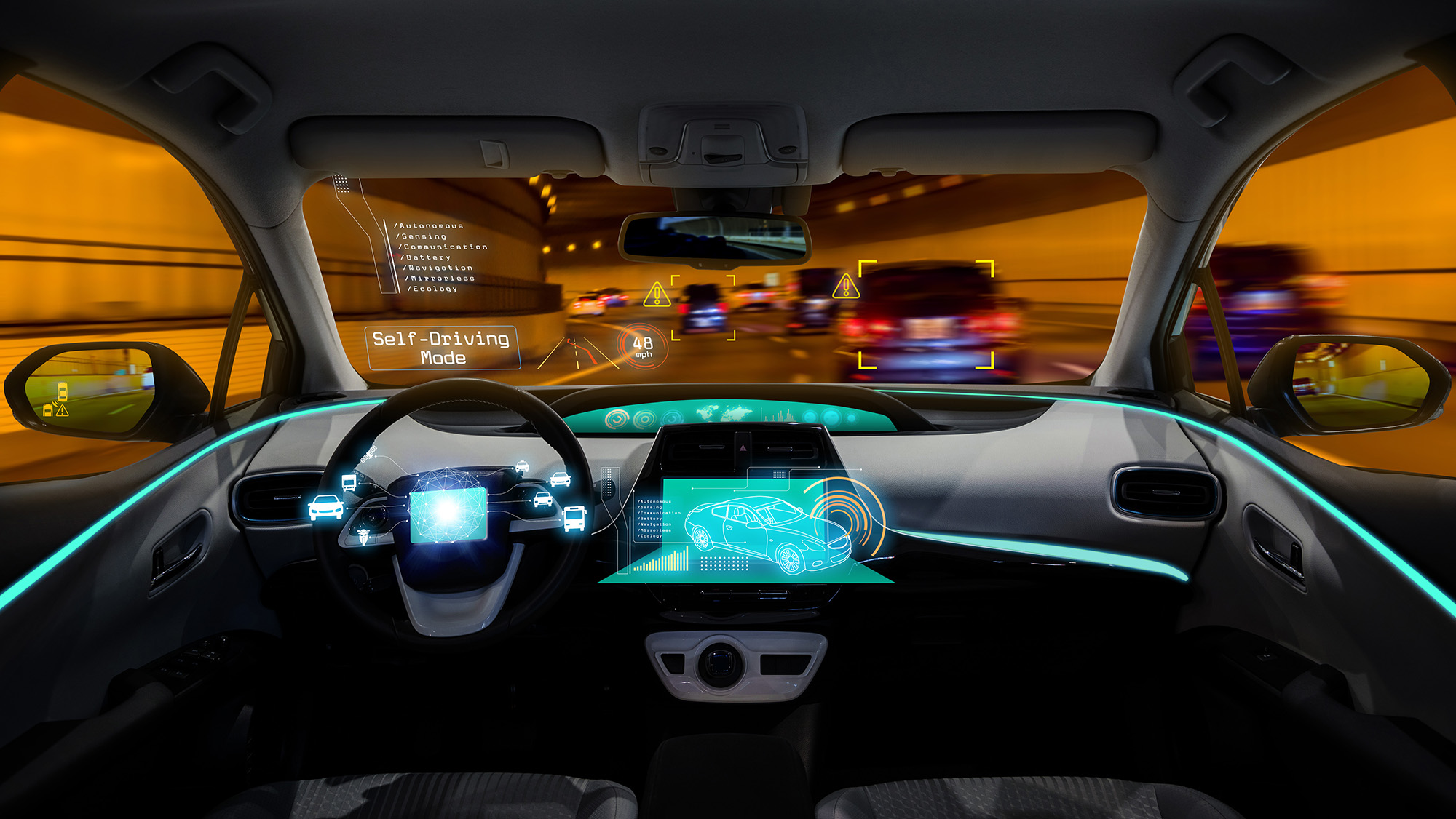 Autonomous Vehicles How Will They Challenge Law