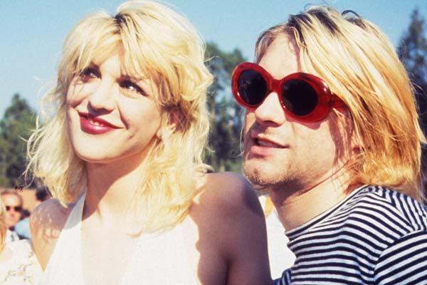 Fashspiration of the week // Kurt and Courtney – a glam ...
