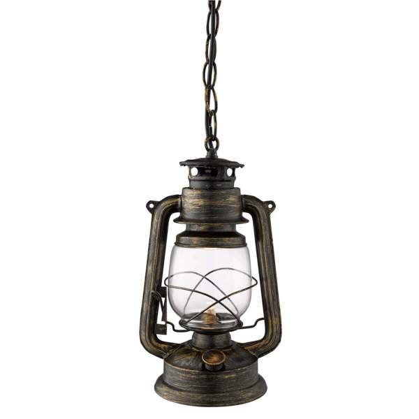 lantern pendant with shade # 23