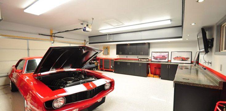 Best Led Lights Garage Workshop