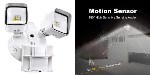 Motion Detector Light Bulb