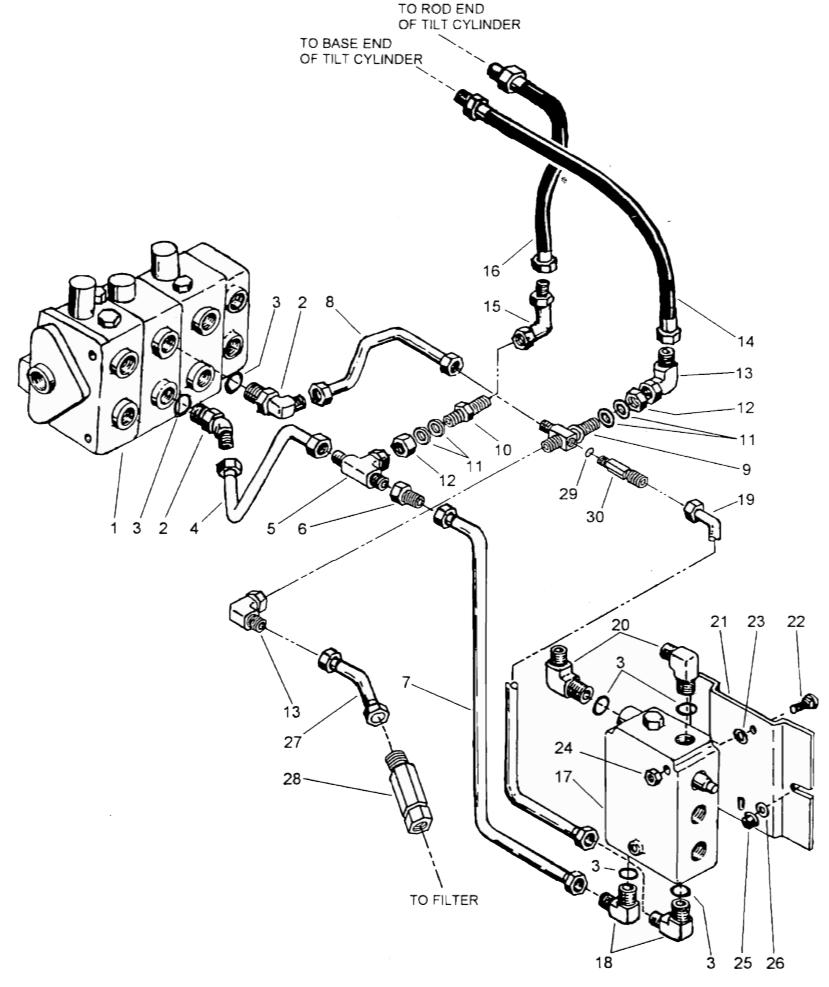 632 bobcat wiring diagram