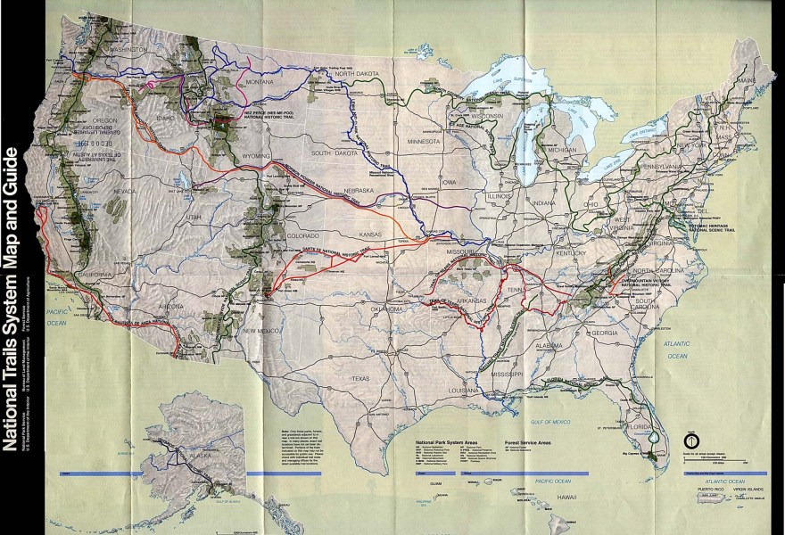 Map of sand mountain agricshow nursery united states national parks and monuments maps perry casta eda national trails publicscrutiny Image collections