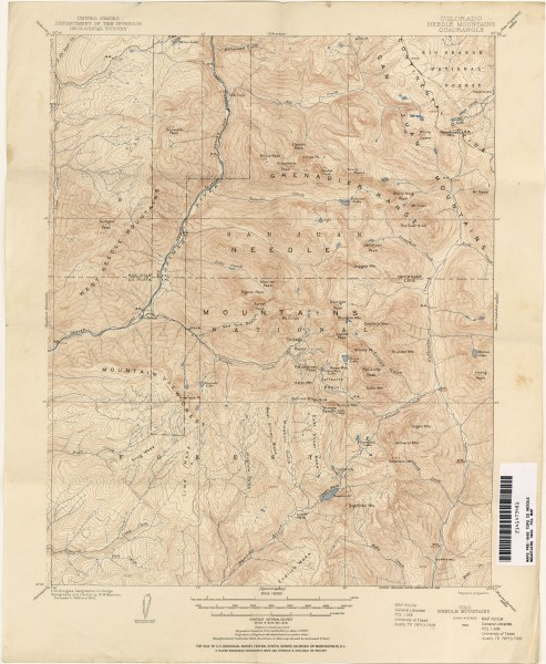 map of colorado mountains » Path Decorations Pictures | Full Path ...