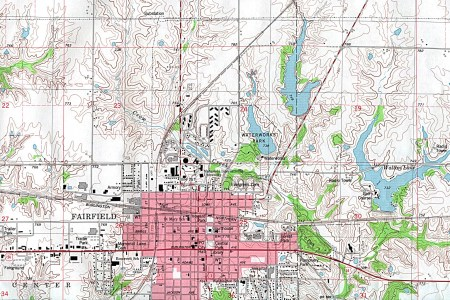 sioux falls hotels and sightseeings map » Another Maps [Get Maps on ...