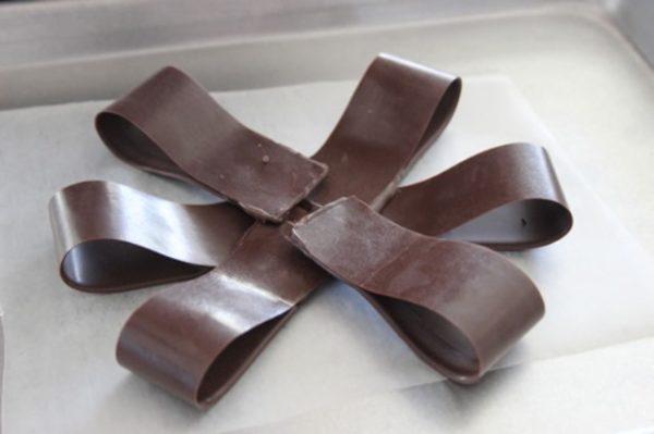 Çikolatalı yayın ilk satırı