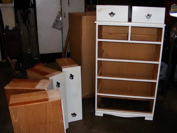 Starý Dresser.