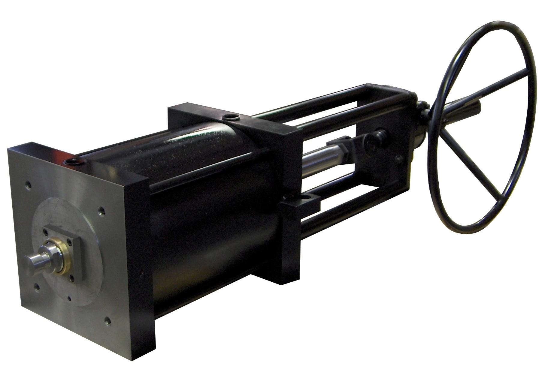Cylinder Sampling System