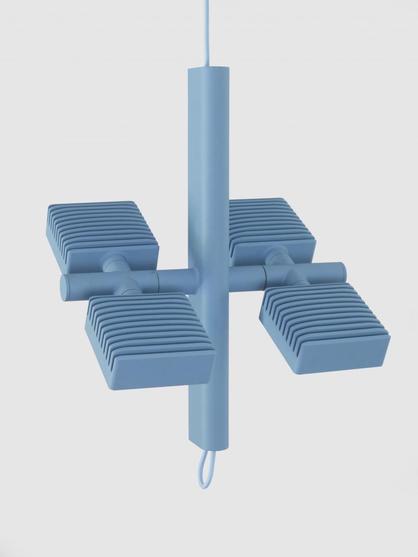 Rectangular Led Pendant Light