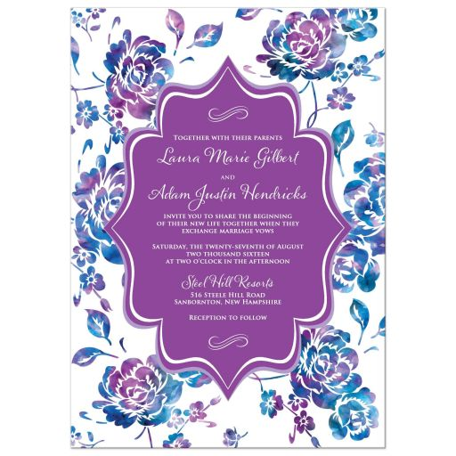 Formal Christening Invitations