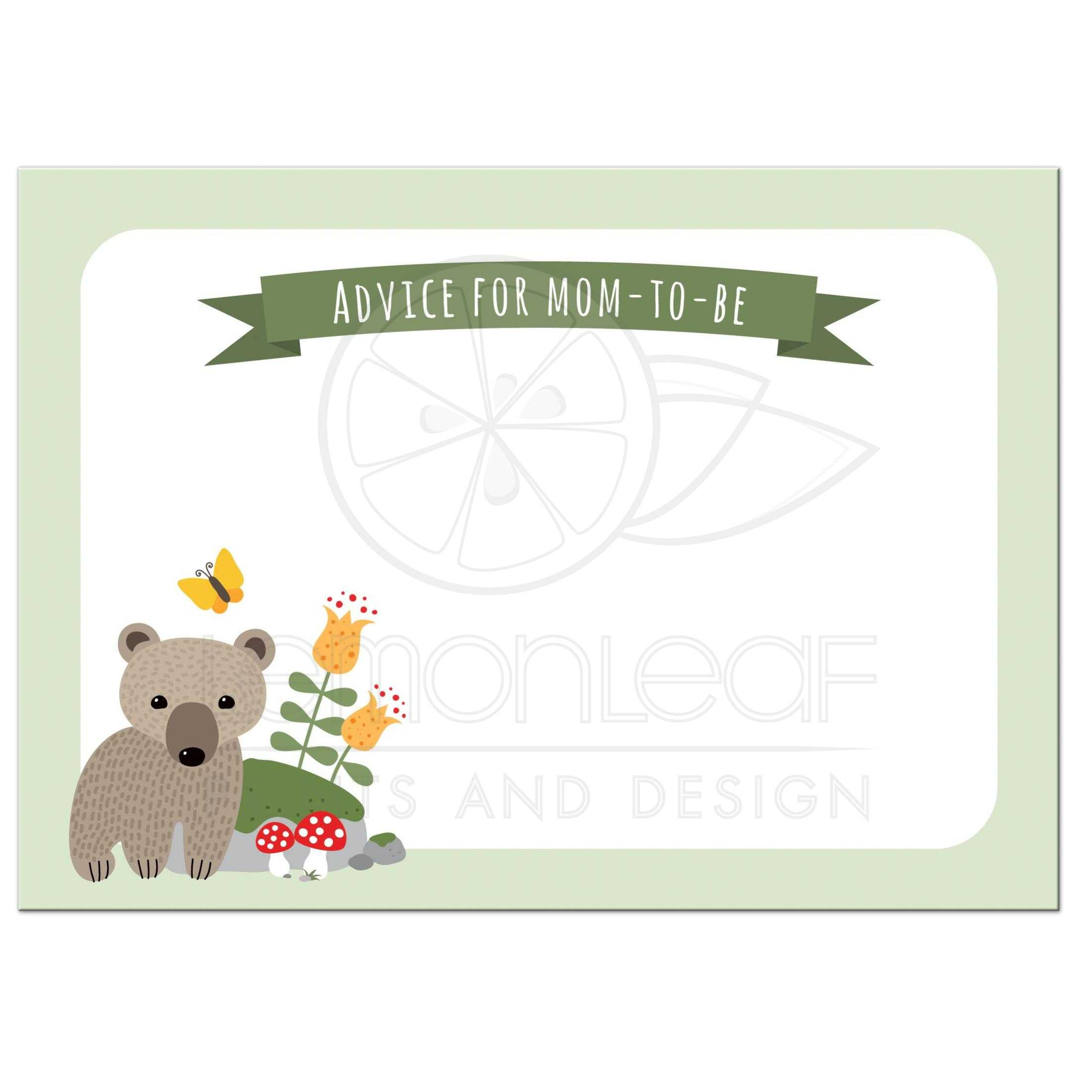 Bear Themed Home Decor