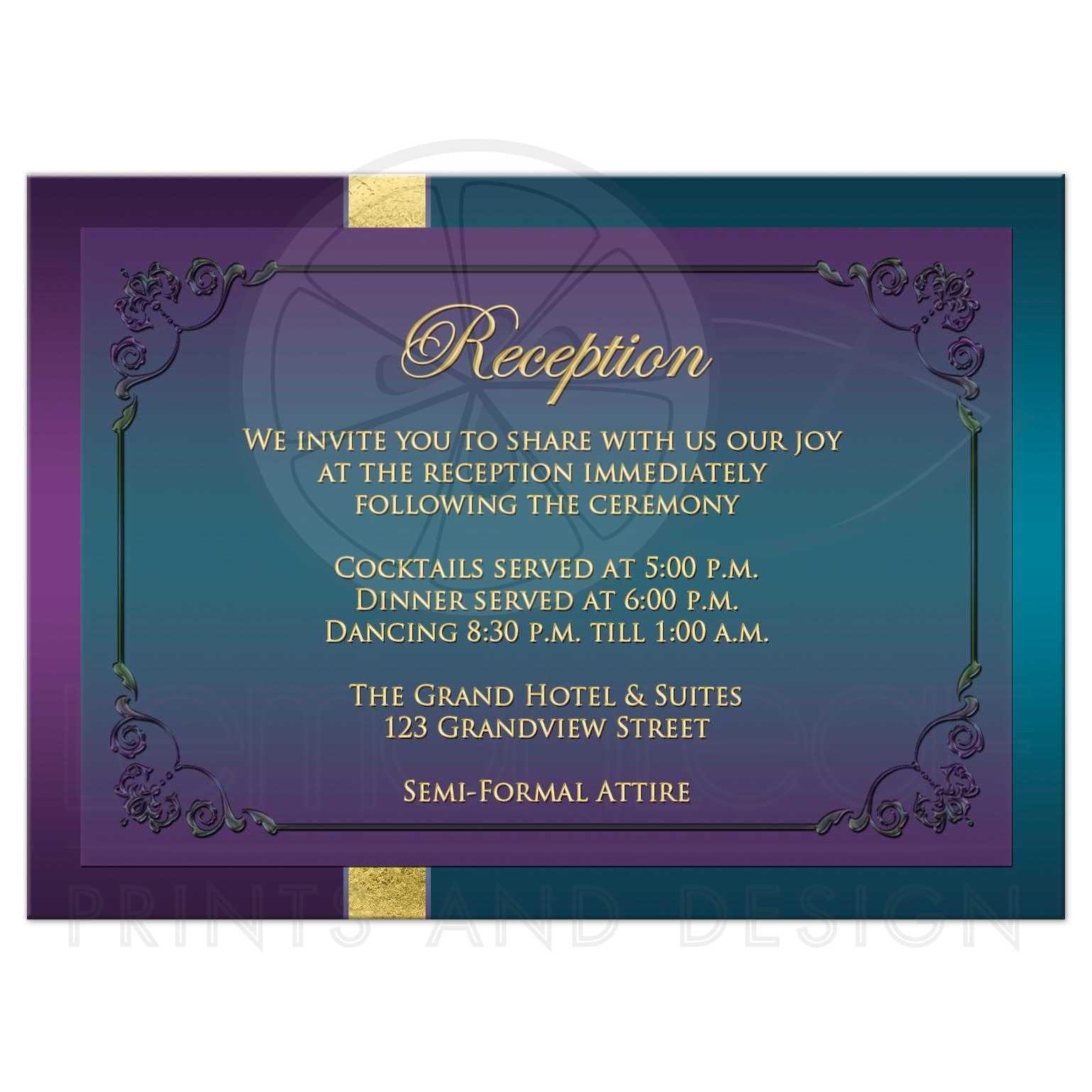 Baptism Invitations Rsvp Cards