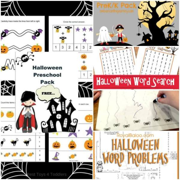free halloween printables for kids # 6