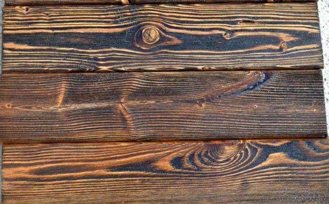 Brachifierat trä