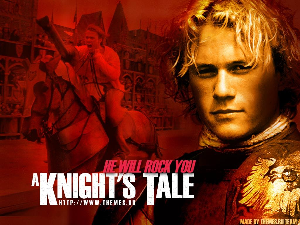 A Knight's Tale: Story of Old…Worth Seeing Again, and ...