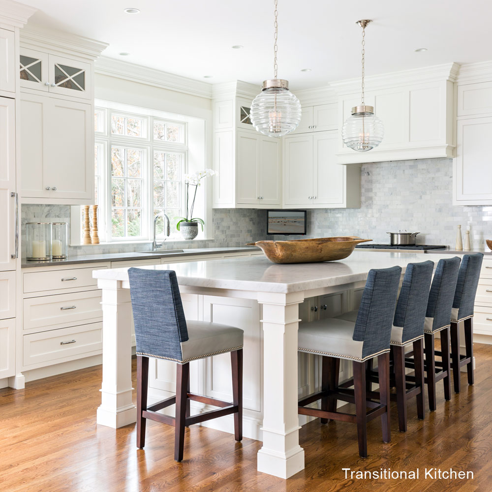Traditional Vs Transitional Kitchens Lewis Amp Weldon