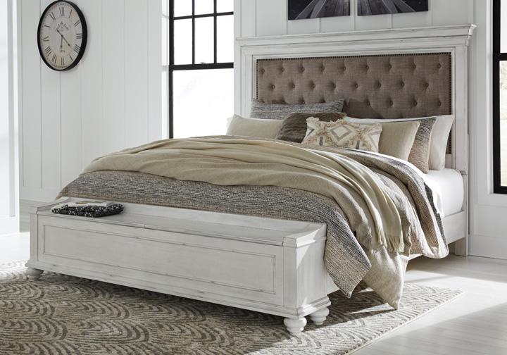 Bedroom Storage Set Queen