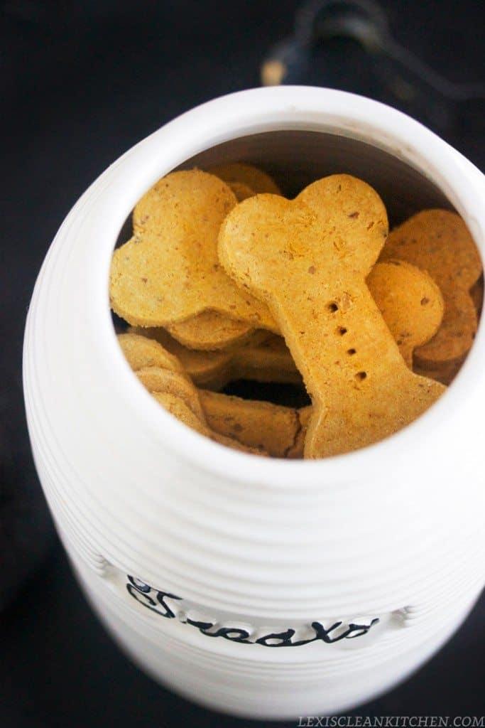Grain Free Dog Treat Recipe