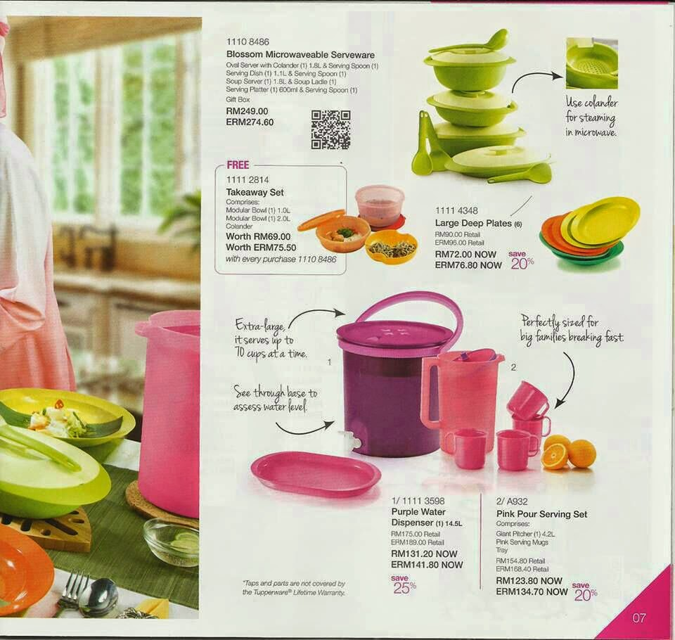 2013 Katalog Terkini Tupperware