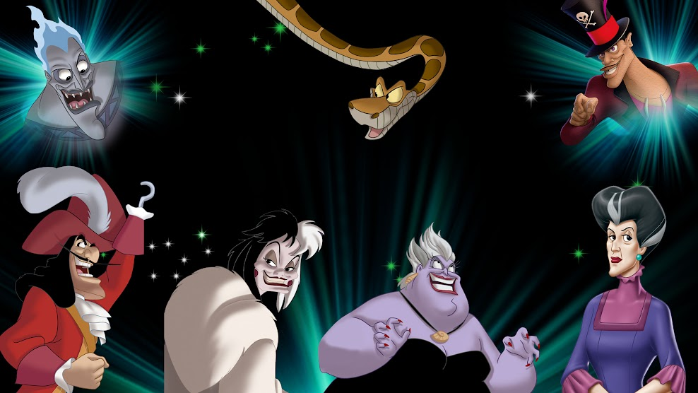 disney villains revenge - 988×556