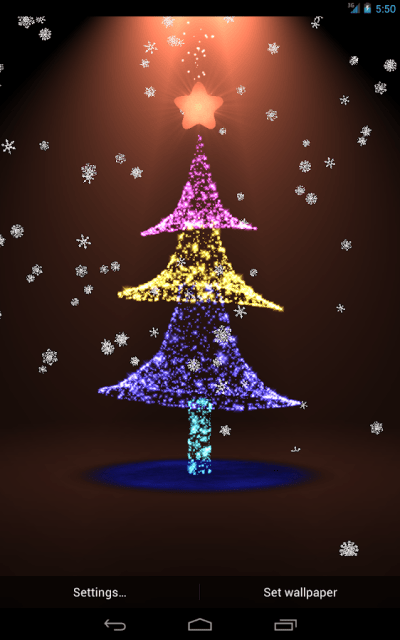 Christmas live wallpaper 3D - Android Apps on Google Play