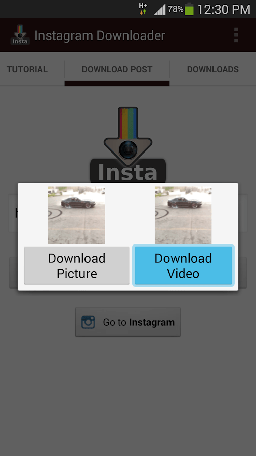 Video Downloader for Instagram - Android Apps on Google Play