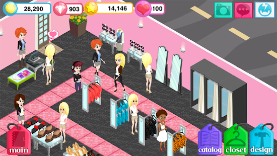 Fashion Story         Apps on Google Play Screenshot Image