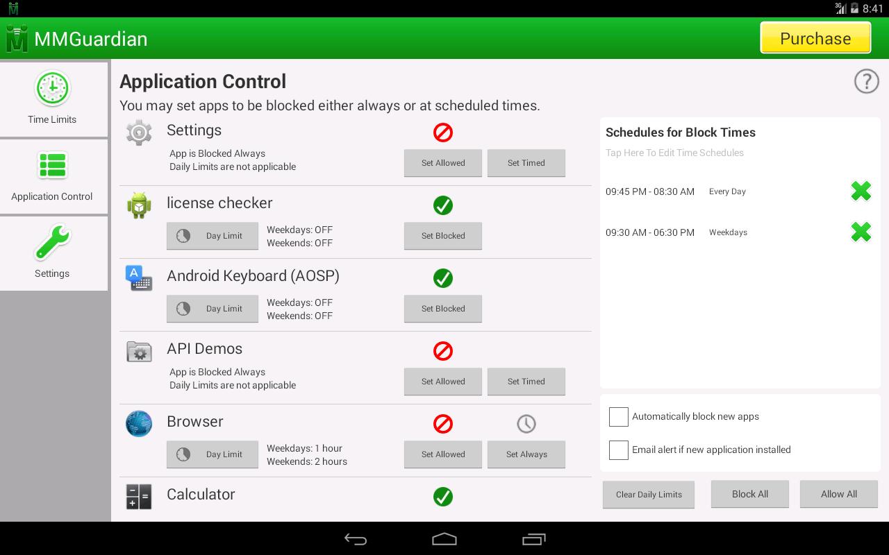 Best Free Tablet Security App