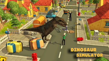 Dinosaur Simulator   Apps on Google Play Screenshot Image