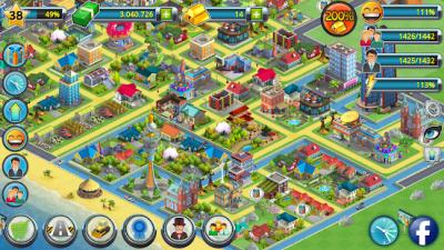 City Island 2 - Building Story: Train citybuilder ...