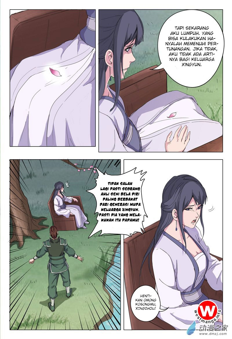Deity's Path through Ten Thousand Worlds: Chapter 12 - Page 11