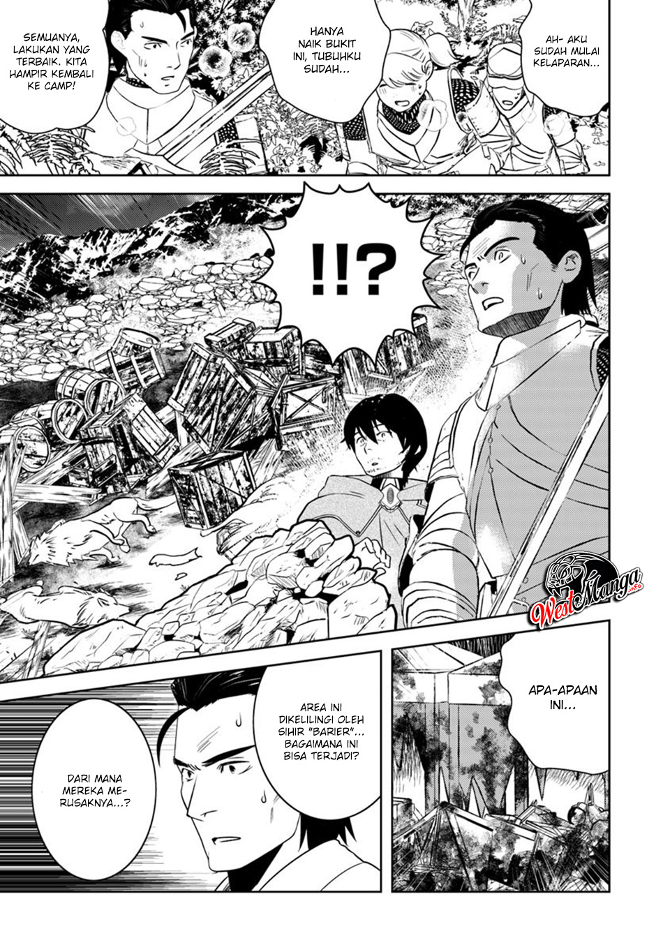 Arafoo Kenja no Isekai Seikatsu Nikki: Chapter 14 - Page 15