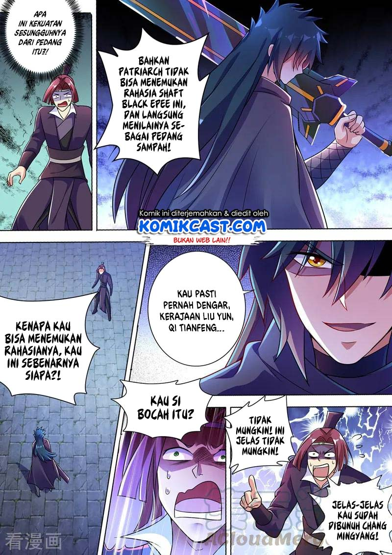 Spirit Sword Sovereign: Chapter 309 - Page 8