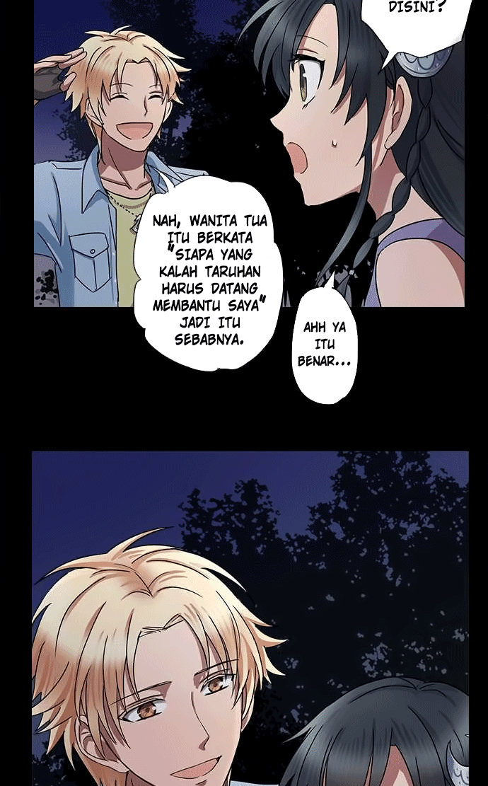 Distancia ~ The Untouchable One: Chapter 12 - Page 30