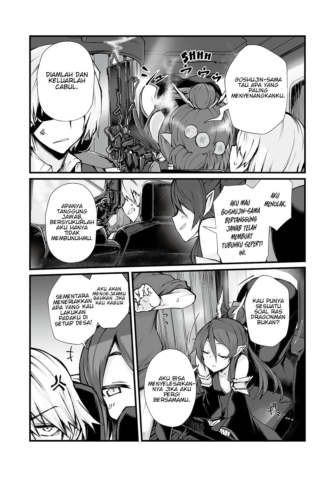 Arifureta Shokugyou de Sekai Saikyou: Chapter 37 - Page 22