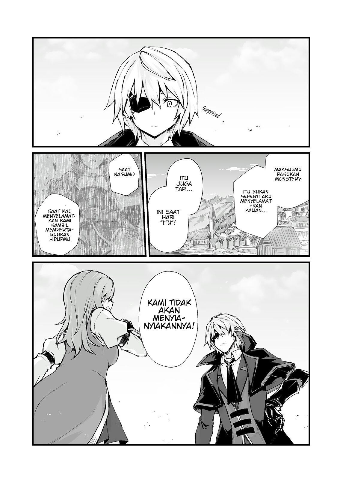 Arifureta Shokugyou de Sekai Saikyou: Chapter 37 - Page 8