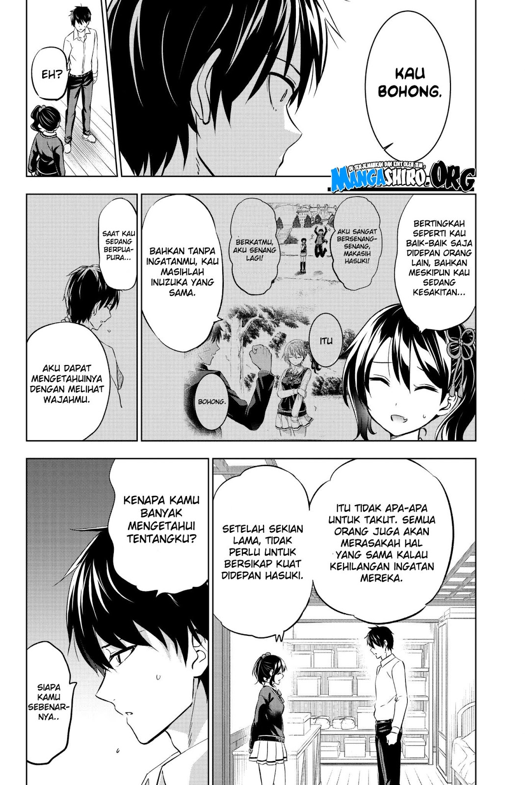 Kishuku Gakkou no Juliet: Chapter 75 - Page 17