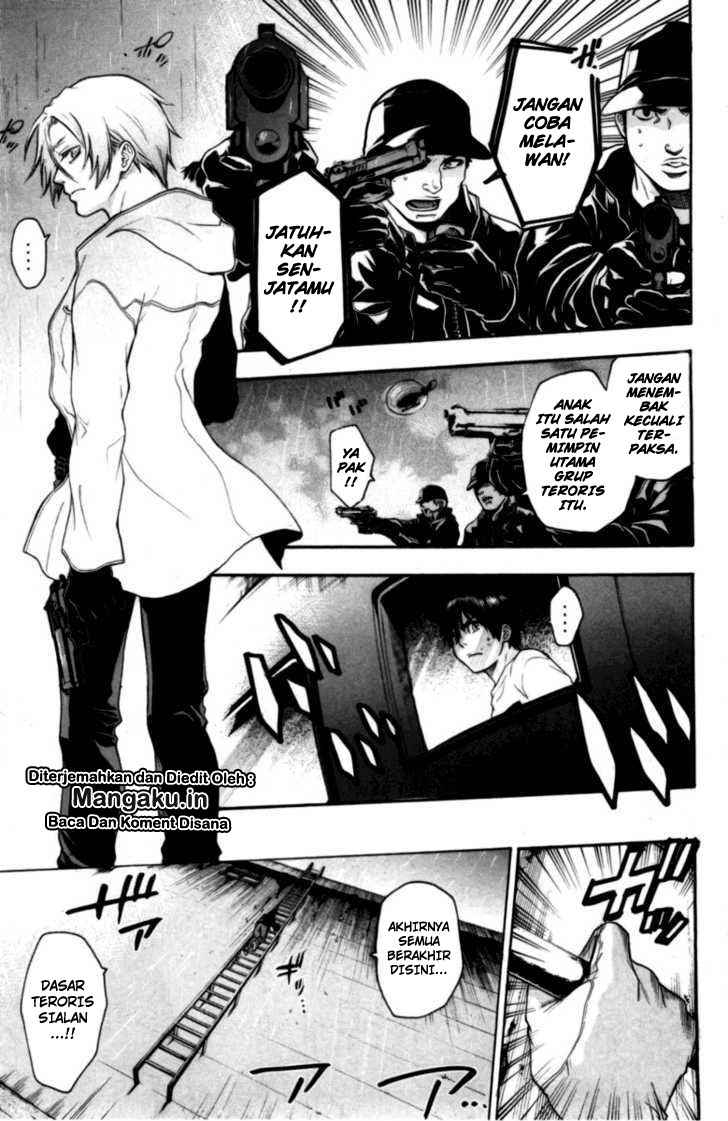 Bloody Monday: Chapter 77 - Page 10