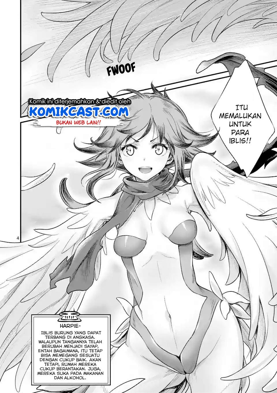 Yuusha-sama, Yukagen wa Ikaga desu ka?: Chapter 18 - Page 5