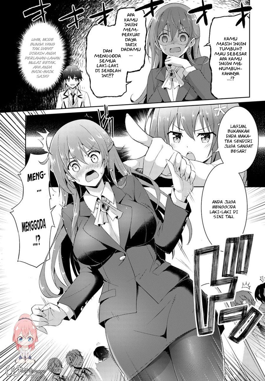 Boku no Kanojo Sensei: Chapter 06 - Page 12